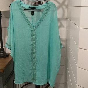 New lane Bryant blouse